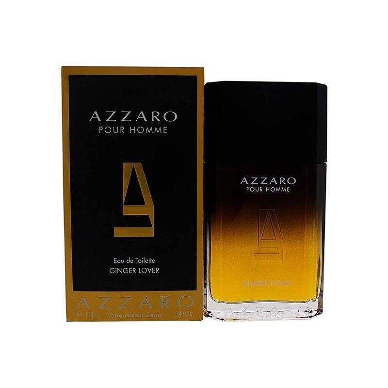 Azzaro Ginger Lover Pour Homme Eau De Toilette -100ml