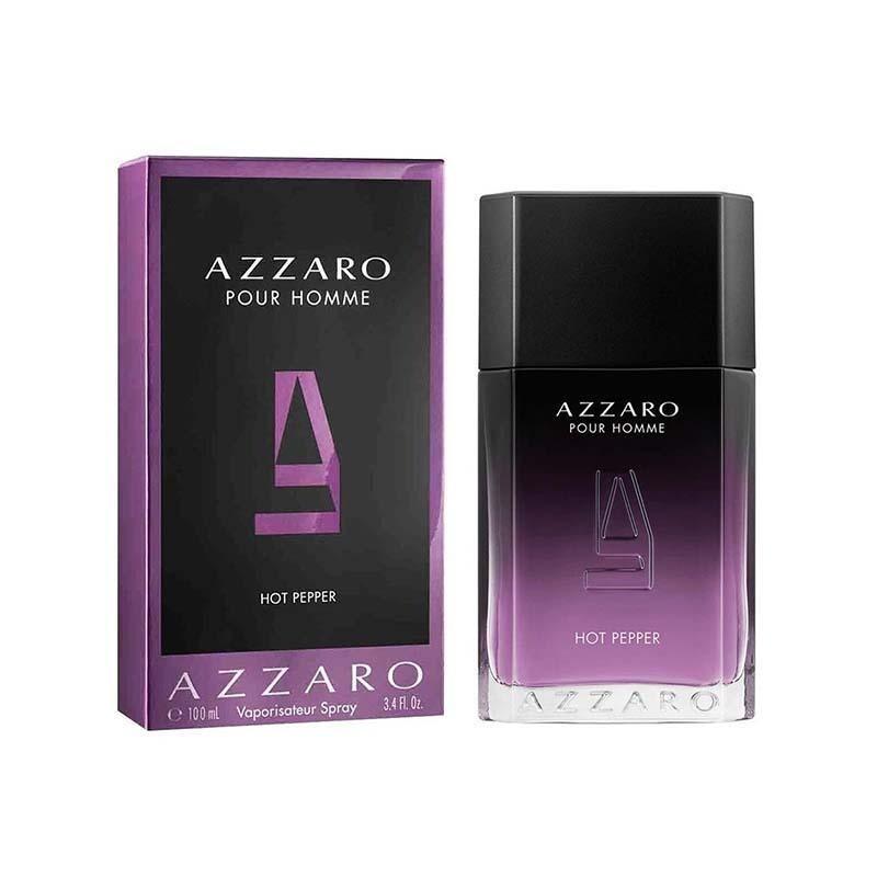 Azzaro Hot Pepper Pour Homme Eau De Toilette -100ml