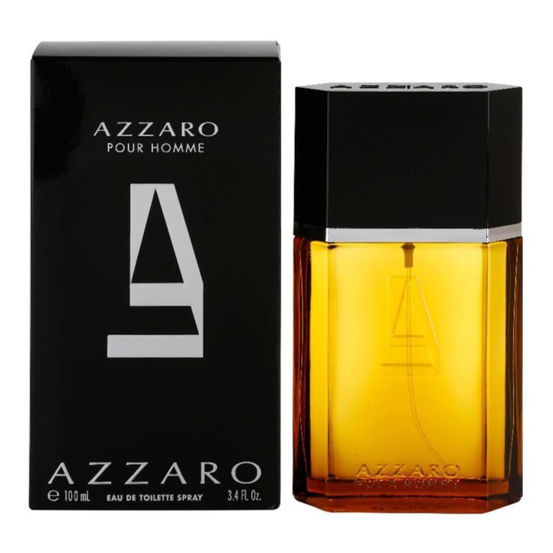 Azzaro Pour Homme For Men 100ml