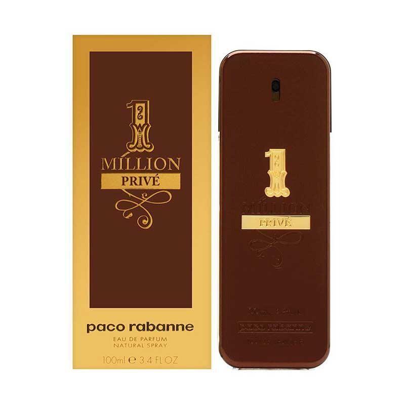 Paco Rabanne 1 Million Prive Eau De Parfum For Men 100ml