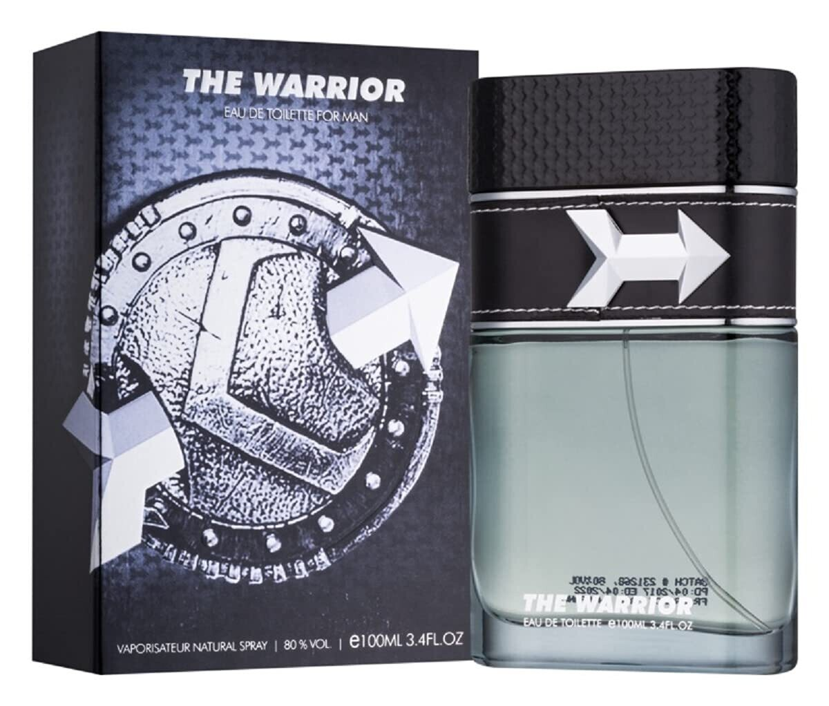 Armaf The Warrior EDT for Men (100 ml/3.4 oz)