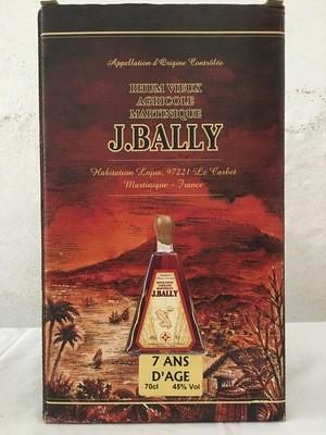 RUM J. BALLY 7 YO