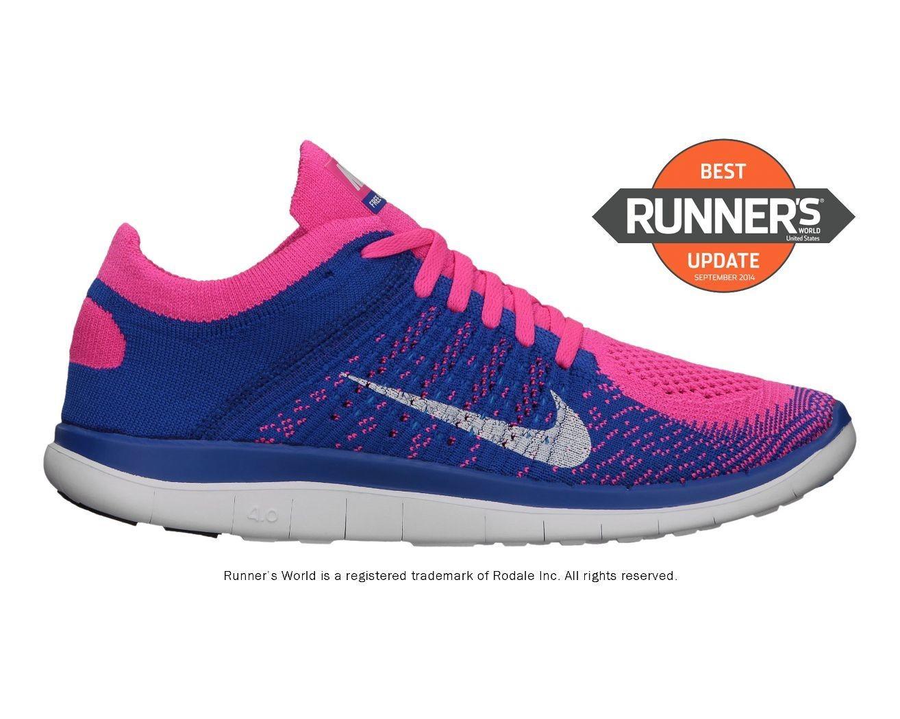 Women's Nike Free 4.0 Flyknit