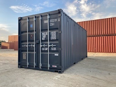 20' Standard, One Trip Container NEW
