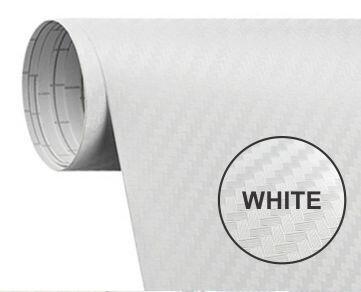 Papel Fibra De Carbono 200X60 Blanco