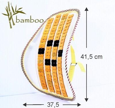 Respaldar Bambu Claro