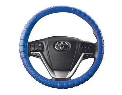 Forro De Volante Silicon Azul