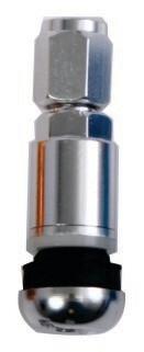 Valvula Ring Aluminio Cromo