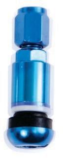 Valvula Ring Aluminio Azul