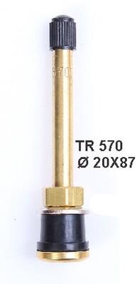 Valvula de Rueda Camion TR570