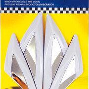 Protector De Puerta Shell Blanco