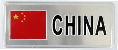 Emblema Bandera De China