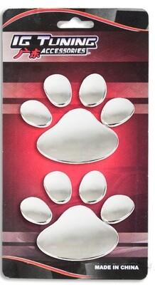 Emblema Pie de Oso