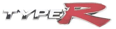 Emblema Type R Platinium