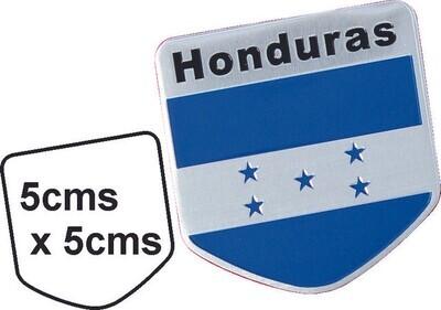 Emblema metal Bandera Honduras