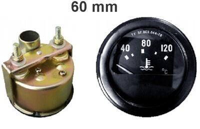 Medidor 60mm Temperatura Electronico