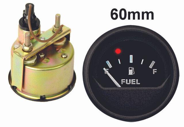 Medidor 60mm Gasolina