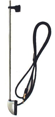 Antena Lateral Jeep Cromo