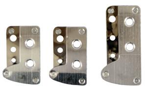 Pedalera Sincronica Stilo Aluminio