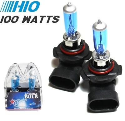 Xenon Super White H10 100W