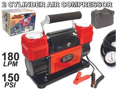 Compresor 45 Amps 180L