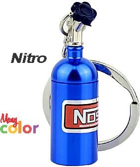 Llavero bombona Nitro