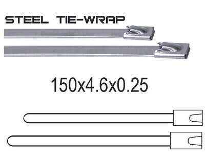 Tirras Metal 150X4.6X0.25