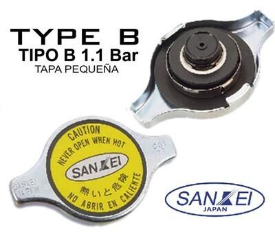 Tapa Radiador Sankei tipo B 1.1 Bar Pequeno
