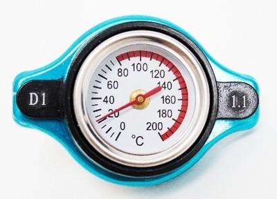 Tapa Radiador medidor temperatura 1.1 Tuning