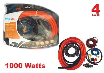 Kit de Cableado 1000 Watts