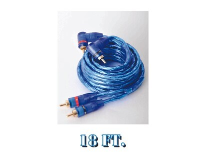 Cable Rca 18 Ft