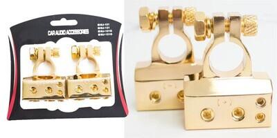 Bornes Gold 2Pcs