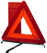 Triangulo De Seguridad Con Tela Reflec