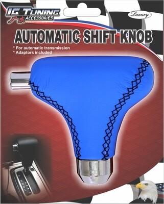 Pomo Automatico Azul