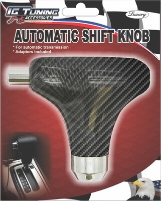 Pomo Automatico Carbono
