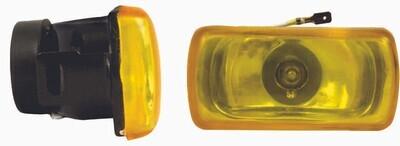 Neblinera Doble 0201 Amarilla