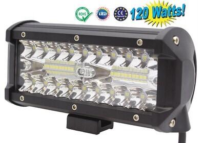 Faro LED Spirit 120 watts 1 pcs