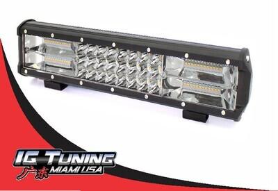 Barra 72 LED 2 color 5 funciones