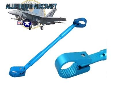 Barra Estabilizadora de Manubrio Moto Azul