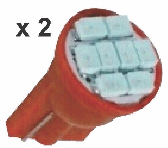 Muelita T10 8 Miniled Roja