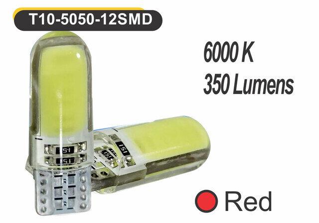 Muelita LED 6 GelED 2 pcs Roja