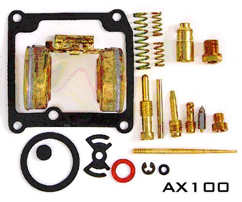 Kit Carburador AX100