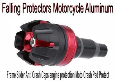 Tope Protector De Moto Heavy