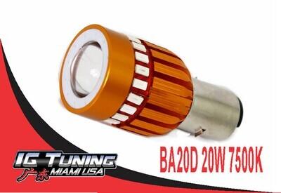 Bombillo LED 2 cont Lupa multi Color 1 pcs