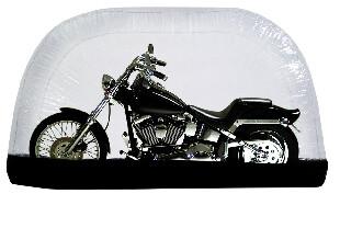 Cover para moto burbuja
