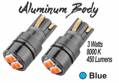 Muelita LED 4 SMD Canbus 2 pcs Azul