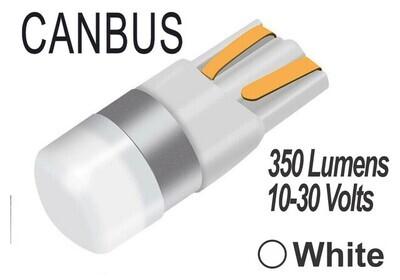 Muelita LED Ojo de Buey 2 pcs Blanca