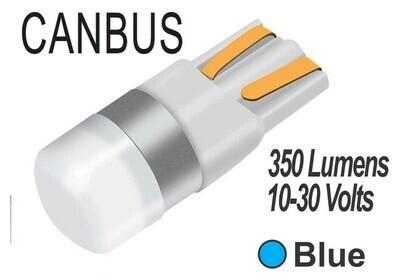 Muelita LED Ojo de Buey 2 pcs Azul