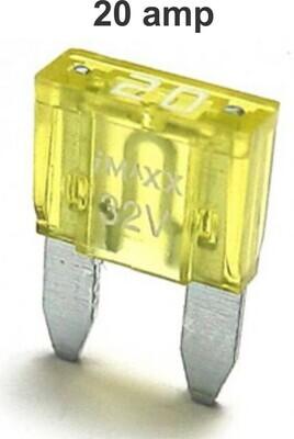 Fusibles Mini 20 Amp
