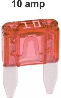 Fusibles Mini 10 Amp